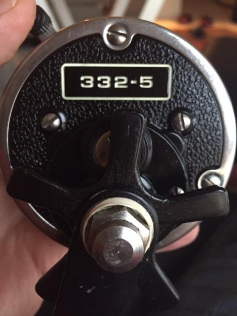 newell 332-5 handle side plate