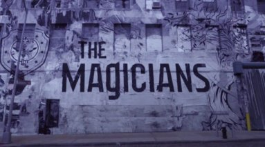 The Magicians Title