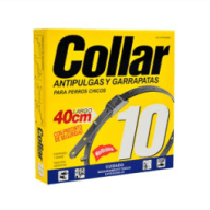 Collar insecticida Holliday 10 X 40 cm
