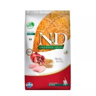 N&D GATO GRAIN FREE POLLO KITTEN 1.5 KG