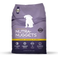 NUTRA NUGGETS LARGE BREED PUPPY X 15 KILOS