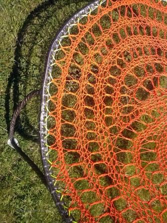 feuille orangee metal tresse supervolum (11)