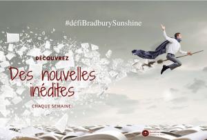 Défi Bradbury Sunshine – Lieutenant Blaise Talasso