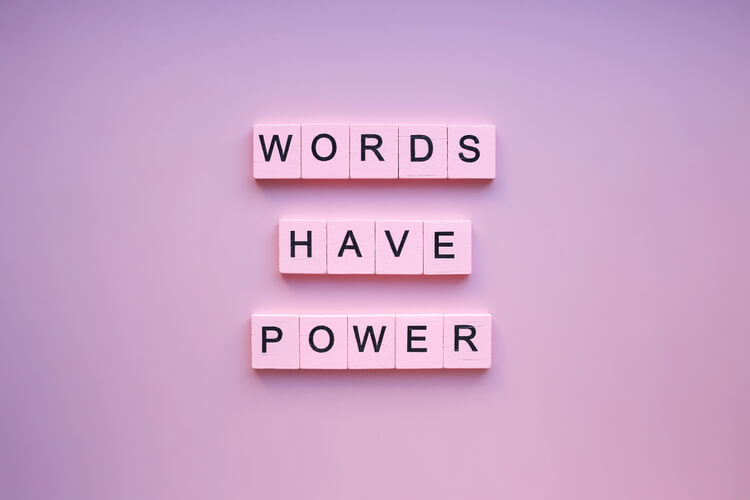 L'importance des mots