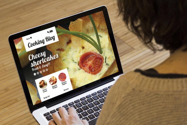 rédaction web et art culinaire deux passions à exploiter