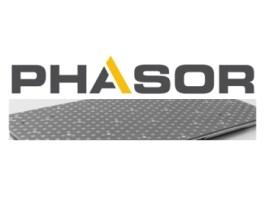 Phasor Logo and panel