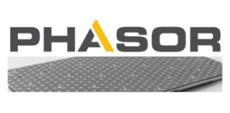 Phasor Logo and panel