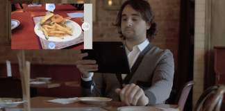 New 3D menu will enhance your guest experience