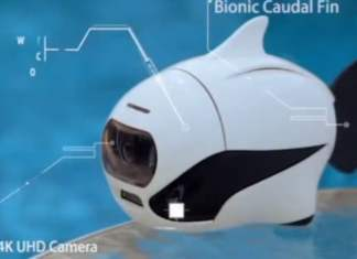 A powerful bionic drone can create hull checks easier than ever