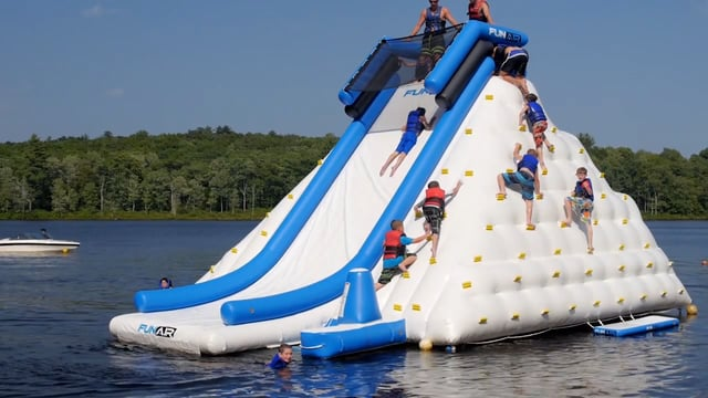 FunAir – 3 innovative inflatables to show summer's not over yet!