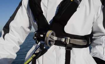 Lifejacket designers integrate new technology with comfort amongst 'prescriptive' ISO standards