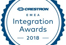 crestron awards 2