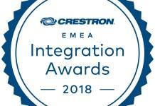 crestron awards 2