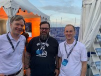 Cellweaver staff Superyacht Technology News
