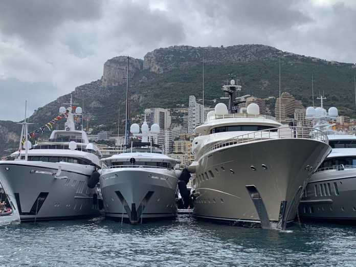 Monaco Yacht Show review Superyacht Technology News