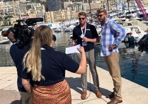 Martek video (c) Superyacht Technology News
