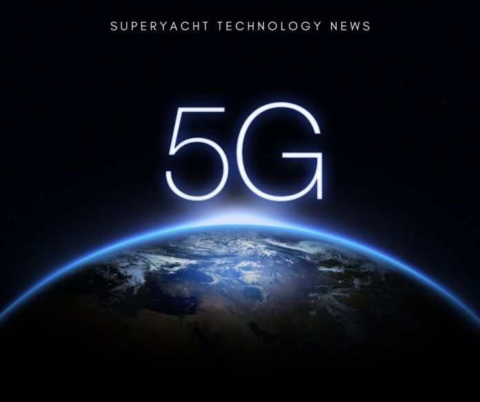 SUPERYACHT TECHNOLOGY NEWS 5G