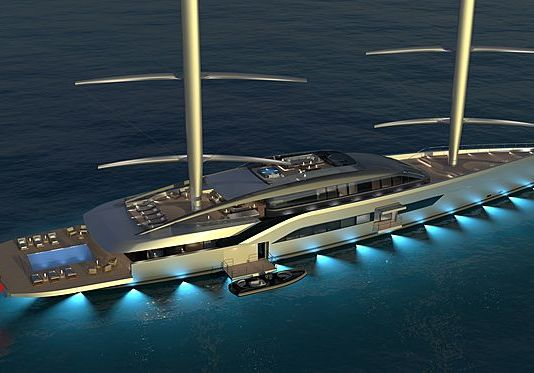 A New Dawn of Sail Superyachting