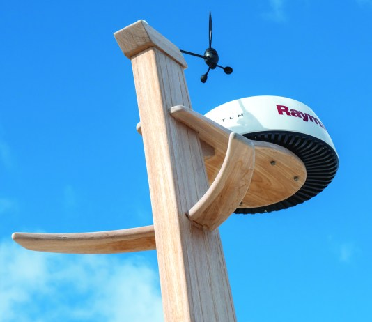 Raymarine Quantam Radar