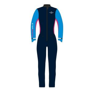 STARBOARD WOMENS ALL STAR SUP SUIT - 3-COLOR BLUE