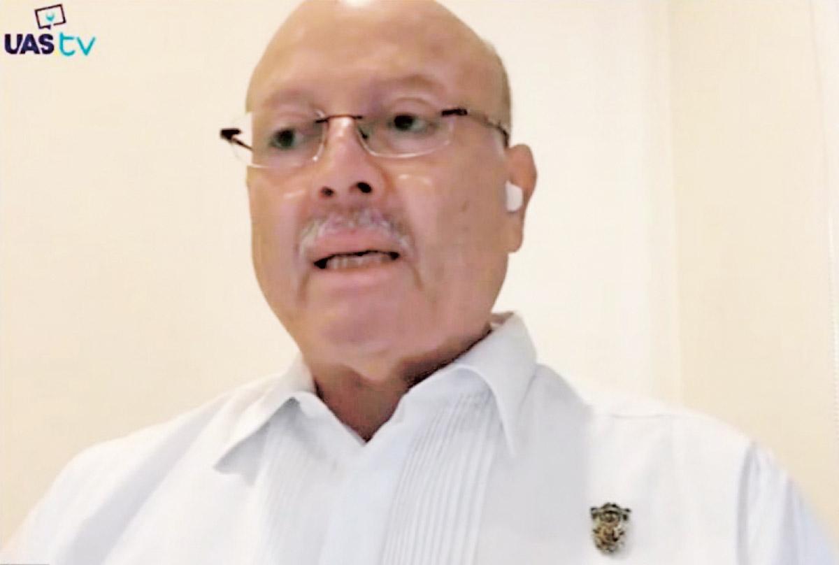 Emite rector posicionamiento de la UAS ante la situación actual