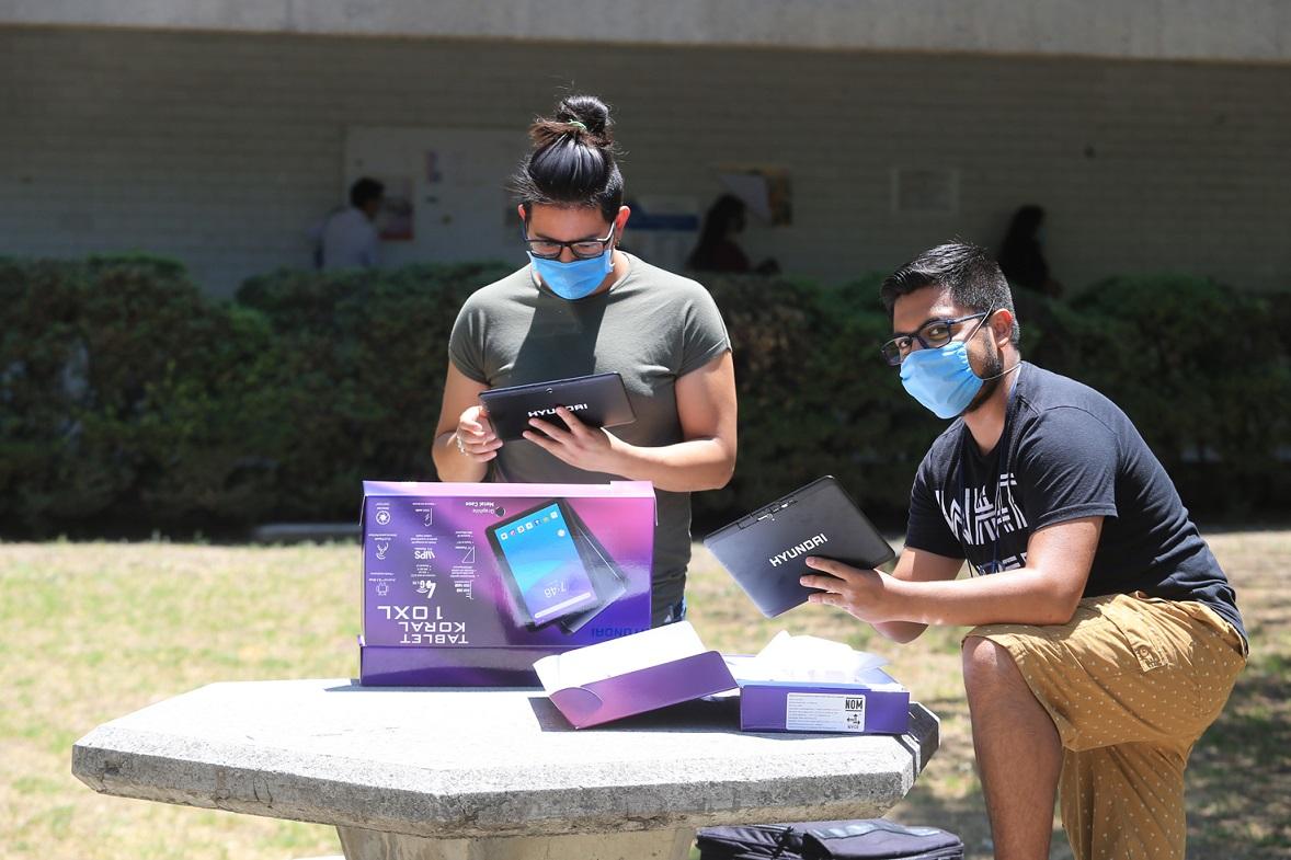 UAM Proyecto educación remota