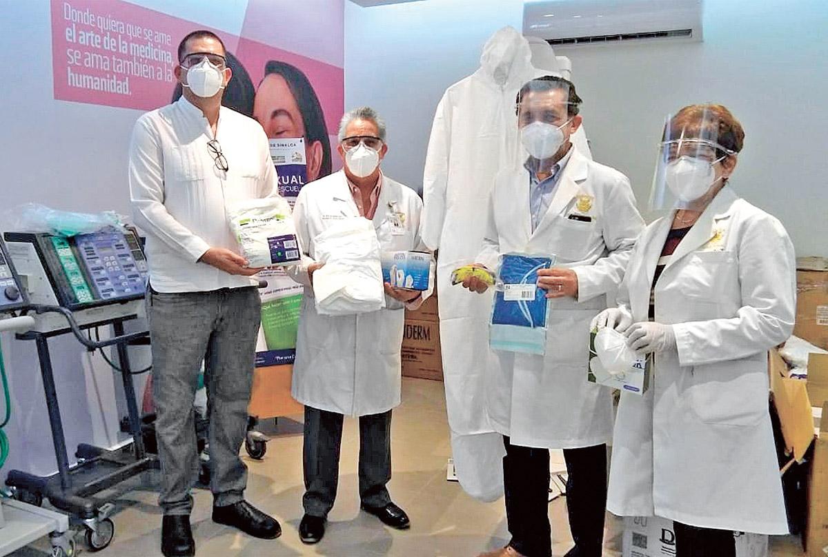Fortalece la UAS la labor de sus médicos