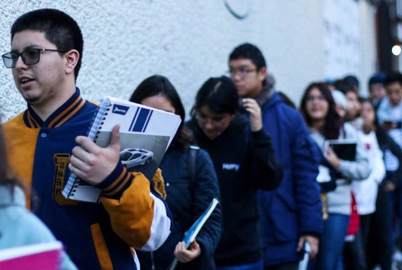 Roberto Rodríguez Nivel superior en el Programa Sectorial de Educación 2020-2024
