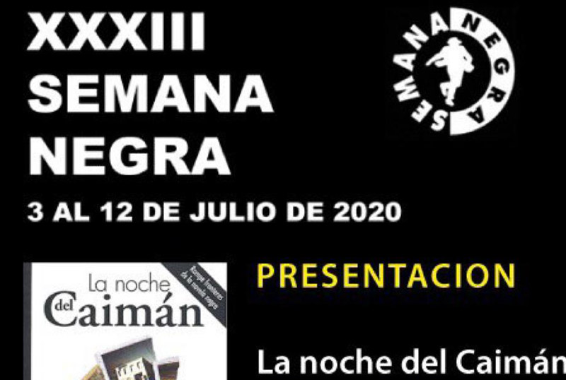 Presencia del FCE en la XXIII Semana Negra de Gijón, en España