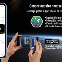Alumno de la Universidad Panamericana desarrolla una app que permite interactuar con un nanosatélite