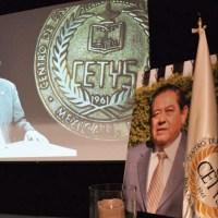 Rinden homenaje póstumo al ing. Enrique Carlos Blancas de la Cruz, ex-rector de Cetys Universidad