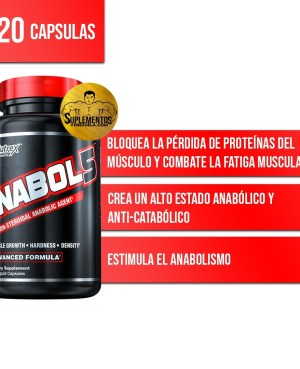 anabol 5 nonSteroidal anabolic agent