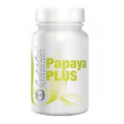 Papaya plus Calivita flacon 90 tablete masticabile