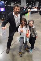 Logan, Laura & Quicksilver