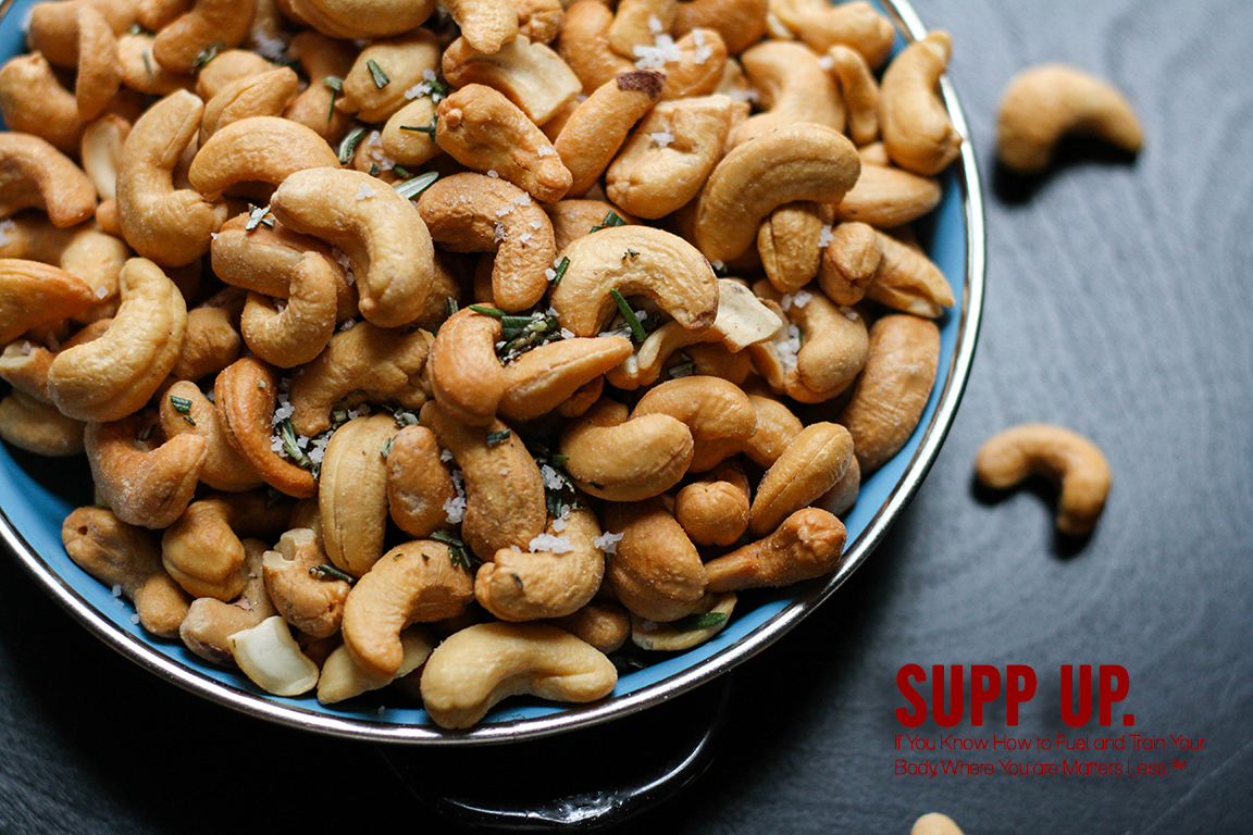 Clean Snacking Cashews More Than Just A Bar Snack, SUPP UP, Clean Snacking Cashews More Than Just A Bar Snack SUPP UP, SUPP UP Clean Snacking Cashews More Than Just A Bar Snack, SUPP UP Blog, cashews nutrition, cashew nuts health benefits, cashew nuts nutrition, SUPP UP Guide, Clean Snacking SUPP UP, SUPP UP Clean Snacking, , SUPP UP No Bull Whole Food Military Nutrition On The Go, SUPP UP No Bull Whole Food Military Nutrition At Home, SUPP UP No Bull Gym In A Bag Workout Guide, SUPP UP Clean Snacking, Clean Snacking SUPP UP, military nutrition, SUPP UP Guides, SUPP UP Military nutrition Guide, SUPP UP Sol Rego, military, veterans, military muscle, fit life, fitness life, gym life, army nutrition, navy nutrition, air force nutrition, military diet, marines, coast guard, Spec Ops nutrition