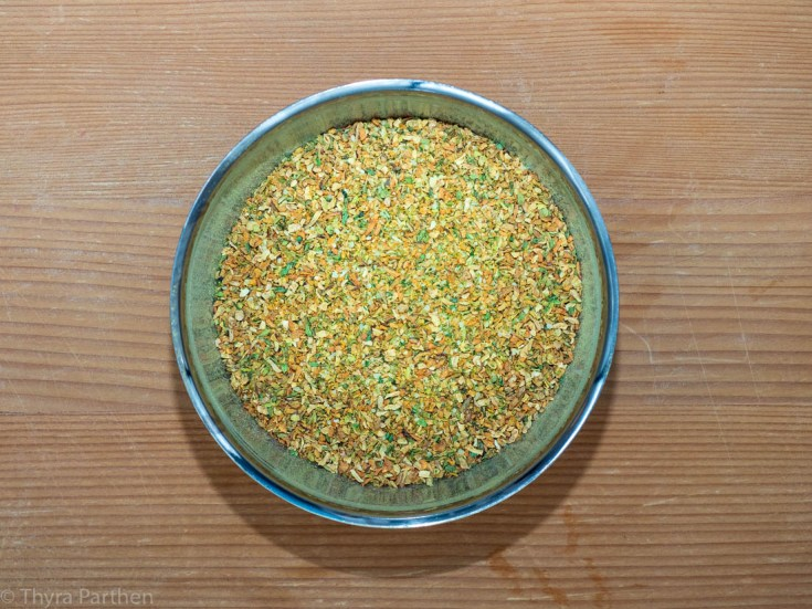 Gemüsebrühe-Pulver