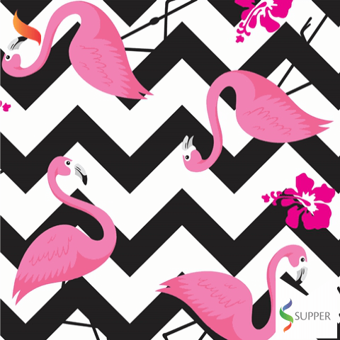 TNT Estampado Flamingo