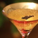 Juniper and Champagne Cocktail