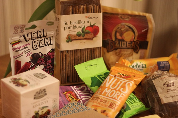 Foodie Penpals Treats
