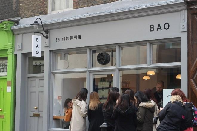 Review of Bao, London