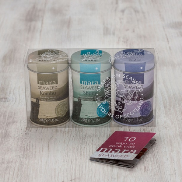 Mara Seaweed Shaker Gift