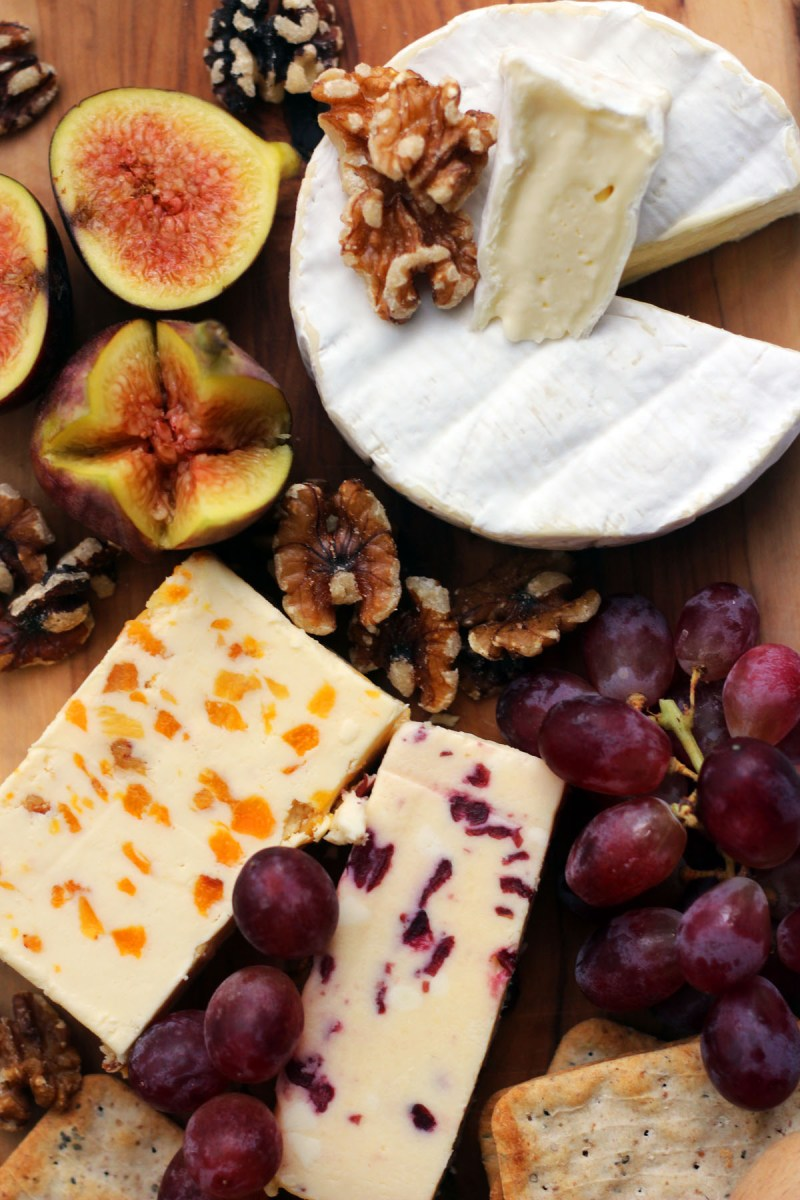Putting together a Christmas Cheese board is easy with these top tips from Supper in the Suburbs