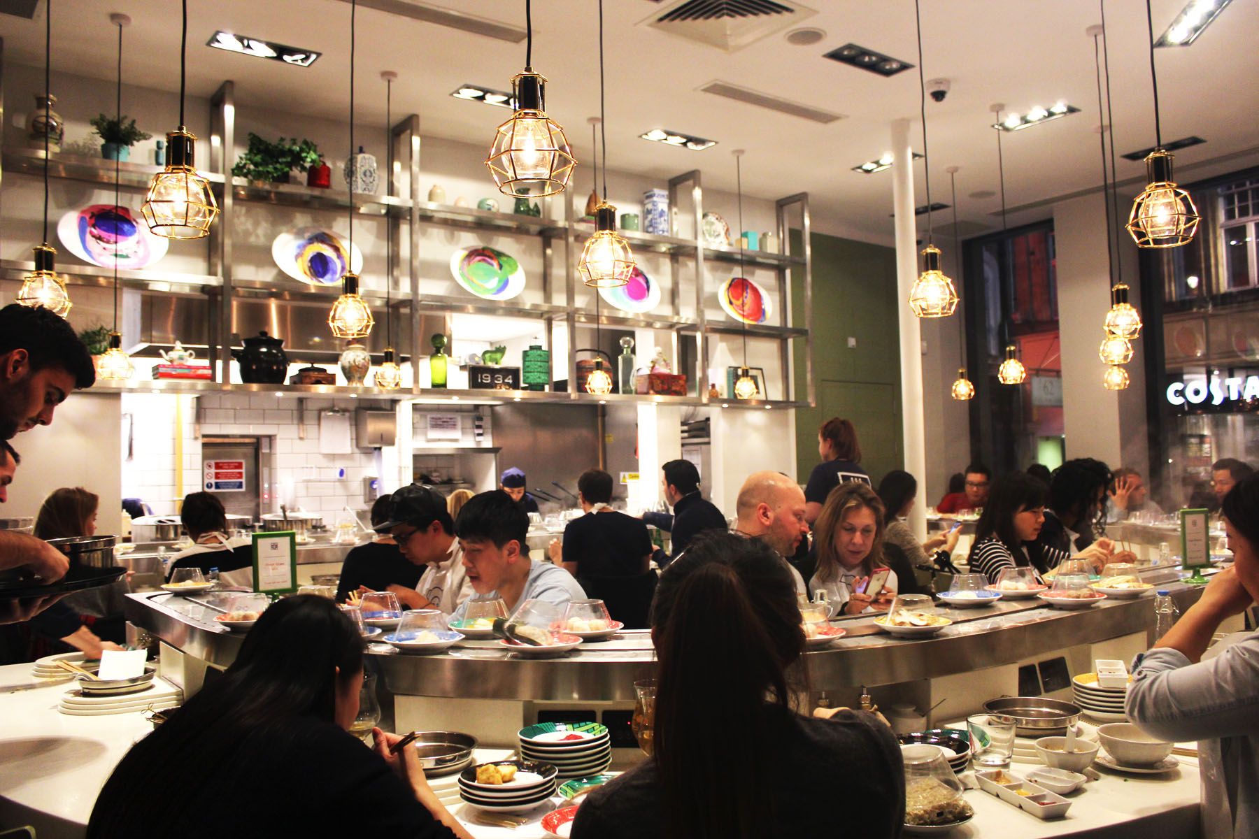 Shuang Shuang, authentic Chinese hot pots in London
