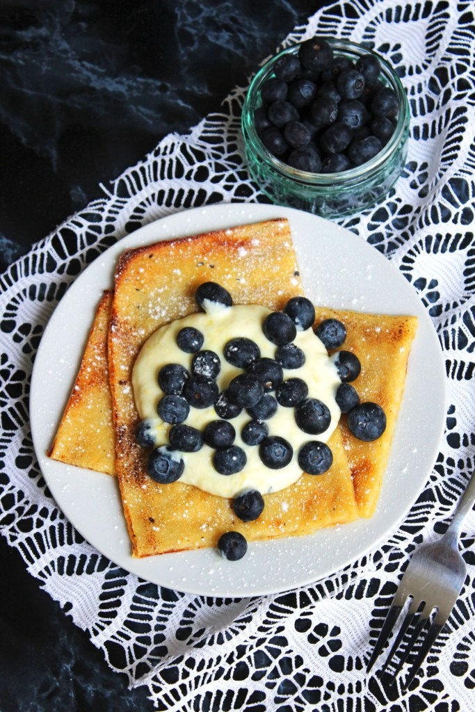 Scandinavian Oven Baked Pancakes are an effortless way of enjoying pancakes this Shrove Tuesday find the recipe at Supper in the Suburbs
