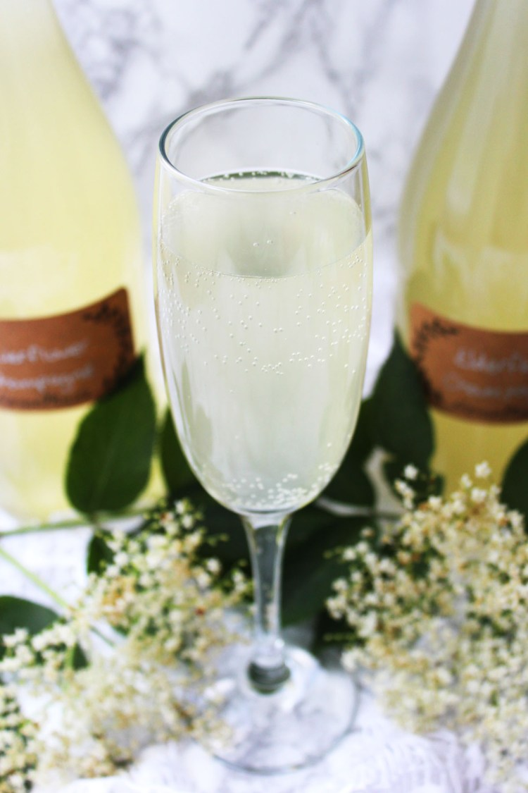Hedgerow homebrewing doesn't have to be expensive or difficult. Find out just how easy it is to make your own Elderflower champagne from ingredients growing in a park or garden near you! Get the recipe for this fizzy wine at Supper in the Suburbs.