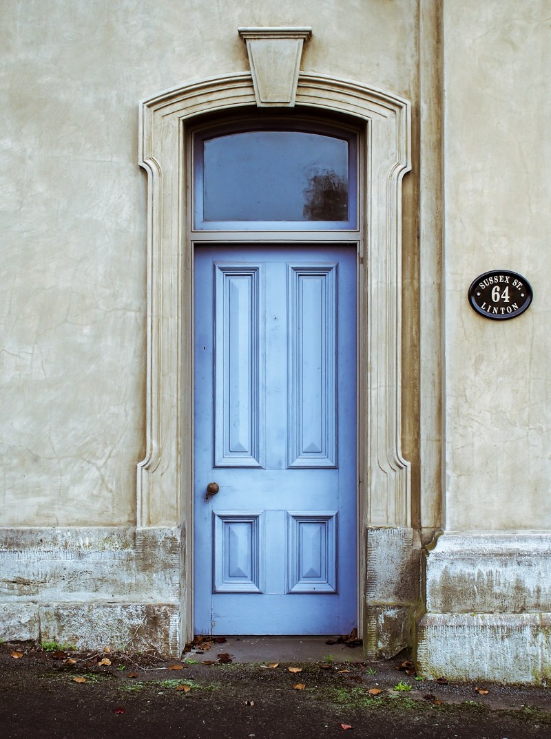 A statement front door is a fantastic way of bringing some character to the outside of your home. Find out about how to choose a front door at Supper in the Suburbs