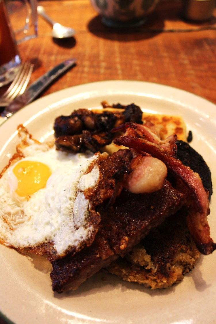 We loved our boozy Scottish brunch at Mac and Wild, Fitzoria, London!