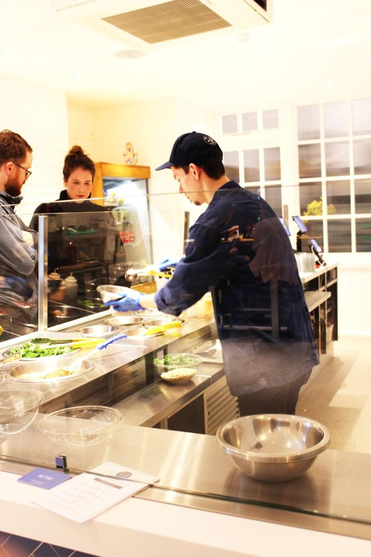 Review of Ahi Poke London serving up Hawaiian inspired poke salads