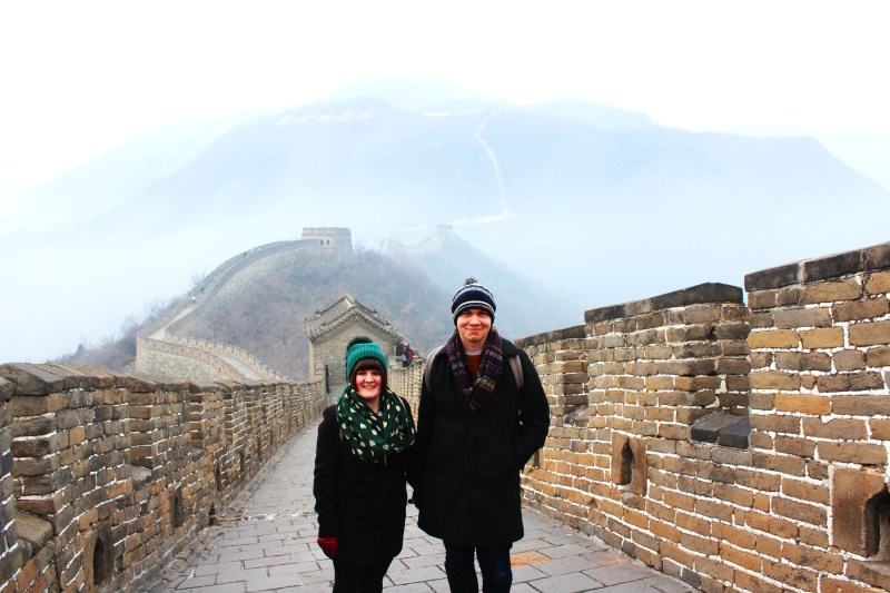 The Great Wall of China is one of the Seven Wonders of the World and should feature on EVERYONE's bucket list!