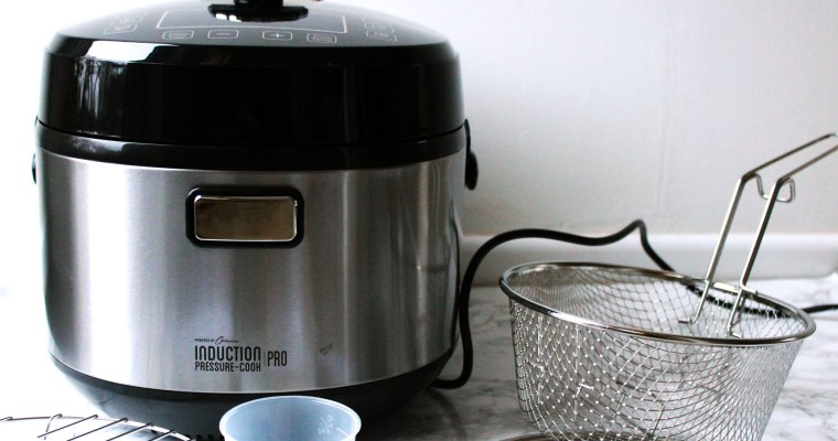 WIN an Optimum Pressure Cooker PRO!